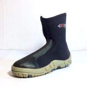 L L Bean vortex wetsuit boots